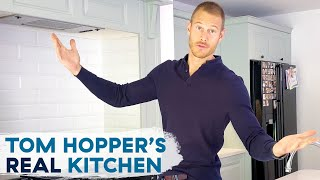 Tom Hopper Shows Us What His REAL Kitchen Looks Like