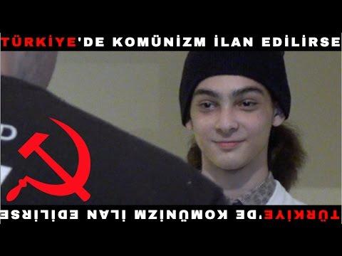 Kısa Film - Türkiye'de Komünizm İlan Edilirse