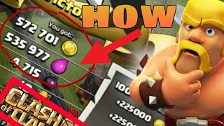100% proof!!How to find Dead Bases in Every click in clash of clans with proof.