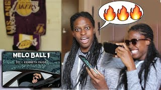 LONZO BALL - MELO BALL 1s SONG REACTION! (MUST WATCH)