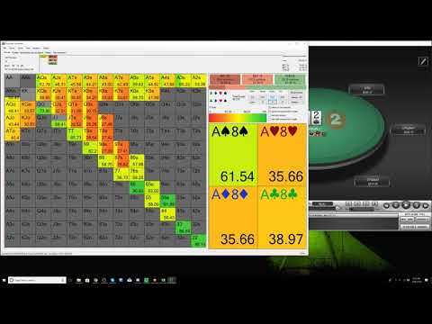 PioSOLVER Poker Tutorial - How To Run A Script - YouTube