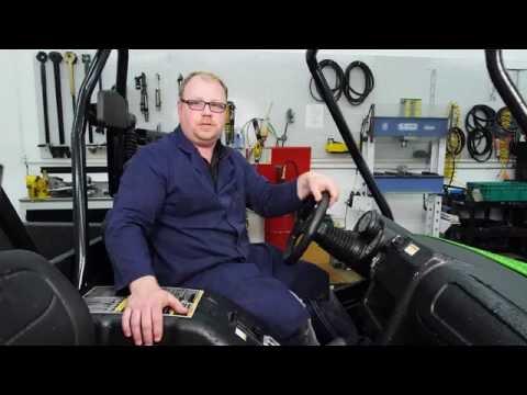 Prowler 550/700 Oil Change