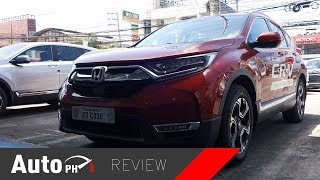2018 Honda CR-V 1.6 SX - Exterior & Interior (Philippines)