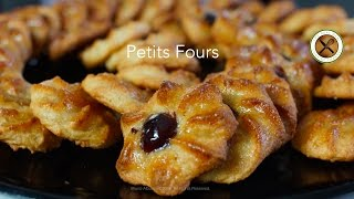 Petits Fours Cookies – Bruno Albouze – THE REAL DEAL