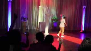 Cassper Nyovest  performance at Mr and Miss UJ APK 2014