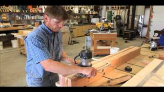 Router Jig/template Guide - Corial