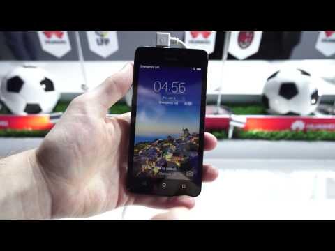 Huawei Y635, prise en main - par Test-Mobile.fr