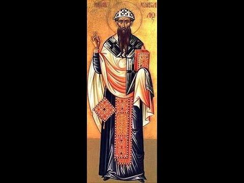 2019 02 09 Sanctus Cyrillus Alexandrinus, Episcopus Et Pater Ecclesiae