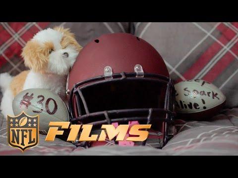Keeping the Spark Alive: Malik Sparkman | NFL Films Presents