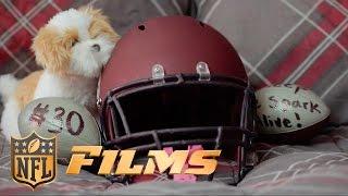 Keeping the Spark Alive: Malik Sparkman   NFL Films Presents