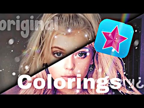VIDEO STAR COLORING PACK