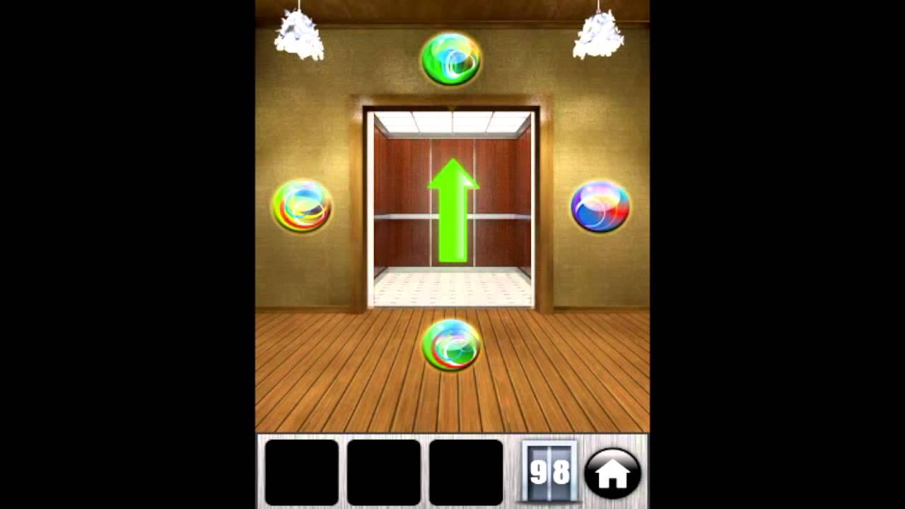 100 Doors Of Revenge Level 98 Walkthrough