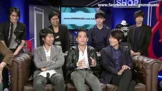 Live@G :  สัมภาษณ์กันสดๆกับ Instinct และ WEAVER (JPN)