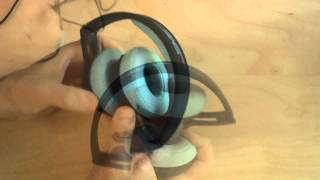 sms audio on ear wired sport headphones