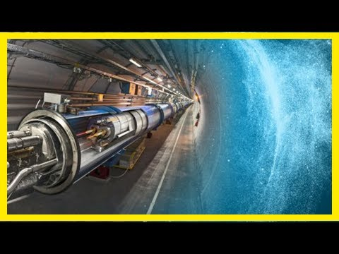 Breaking News | First ever open access data from the large hadron collider helped physicists confir
