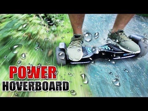 das-stÄrkste-&-leichteste-iohawk-cross-mini-hoverboard- -review---test-[deutsch/german]