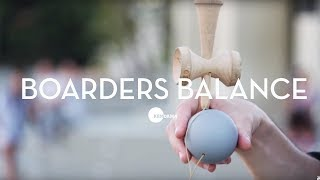 Kendama USA - Trick Tutorial - Advanced - Boarders Balance