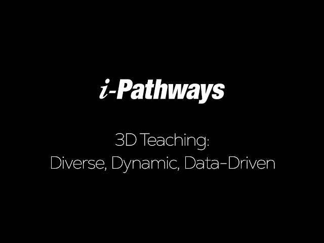 3D Teaching: Dynamic, Diverse, and Data-Driven