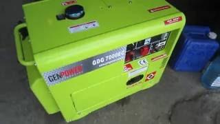 Обзор генератора Dalgakiran GDG 7000(, 2016-08-31T10:00:01.000Z)