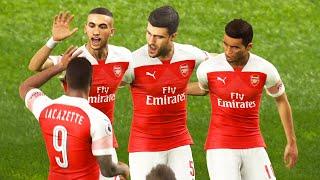 Arsenal vs Burnley - English Premier League 17 August 2019