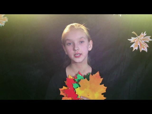 Изображение предпросмотра прочтения – МарияГорская читает произведение «Дачи осенью» В.Я.Брюсова
