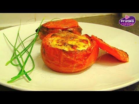 Entr e comment cuisiner des ufs cocotte en tomate youtube - Comment cuisiner des oeufs ...