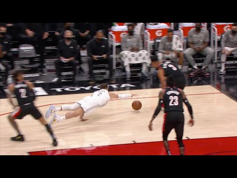 Blake Griffin Goes All Out For Nets On Hustle Play