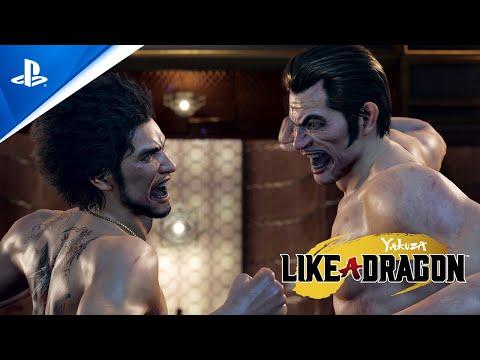 Yakuza: Like a Dragon chega ao Playstaion 5
