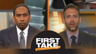 Stephen A. and Max react to Tom Brady