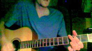 HOW TO PLAY: Justin Moore - Flyin