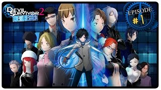 "Devil Survivor 2 Record Breaker Ep 1: ""Nicaea"" -Dead Face Delivery-"