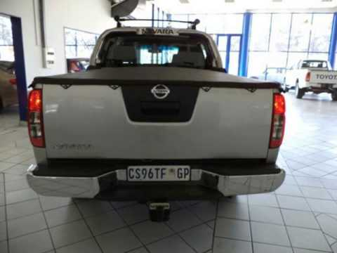 2010 Nissan Navara 4 0 V8 4x4 Lexus Conversion Auto For Sale On Auto
