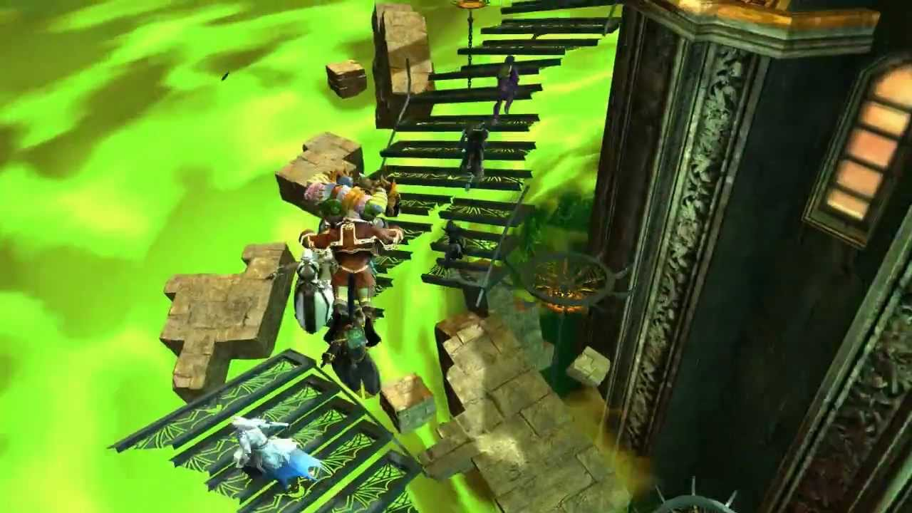 Guild Wars 2 Halloween Event 2020 Guild Wars 2   Mad King's Clock Tower Jumping Puzzle, Halloween