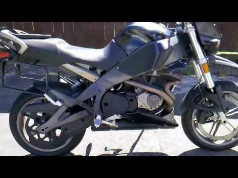 2007 Buell Ulysses XB12X - YouTube