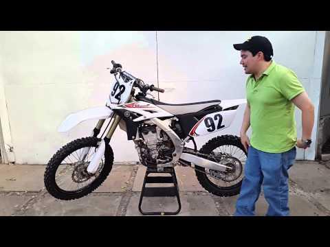 Chequeo básico de moto