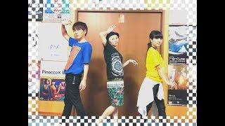 【Pinocco】Future Pop 踊ってみた【Perfume】【dance cover】