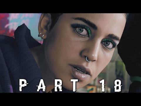 Watch Dogs 2 - THE BARGE - Walkthrough Gameplay Part 18 (PS4 PRO)
