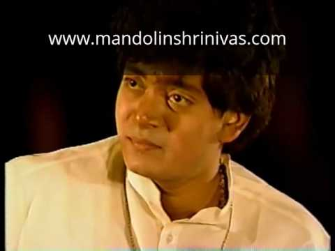 Thillana in Raga Behaag by Mandolin U Shrinivas ji