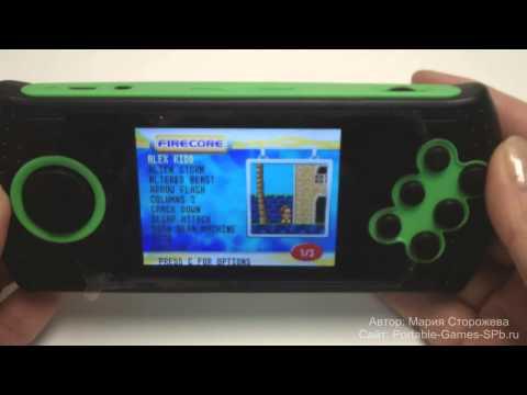 Sega Gopher - обзор игровой приставки