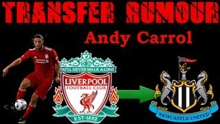 Andy Carroll Move back to Newcastle?