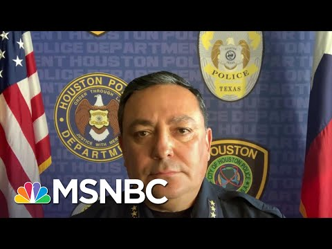 Art Acevedo: If You Think Storming The Capitol Was Appropriate Then You Don't Need To Wear The Badge