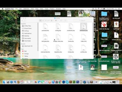 How to install Ekattor School Management System on localhost Mac