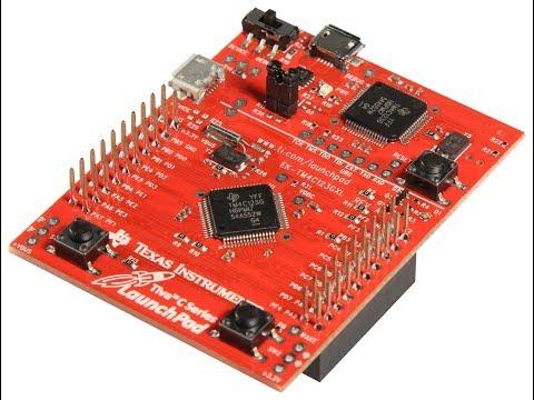 TM4C123 Embedded Systems Basics-GPIO