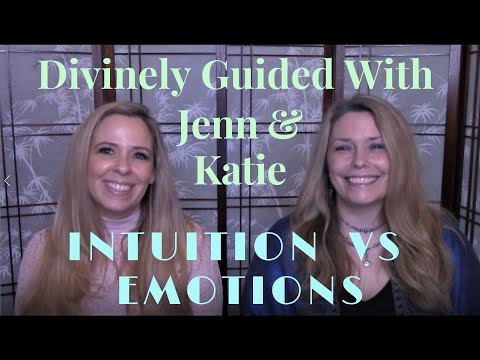 SBA Presents DIVINELY GUIDED - Intuition v. Emotions