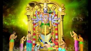 Srinivasa Govinda  - 3D Animation God Songs ( Hare Krishna Vishnu Bhajan Songs )
