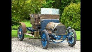 Реставрация автомобиля Spyker Type 15/22 1906 года выпуска