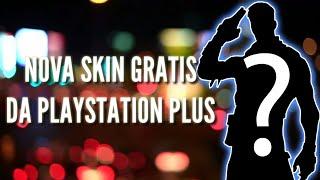 Free Skin at Fortnite for platform (PS4)