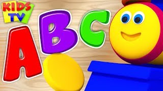 ABC for Kids |  Preschool Learning Videos |  Bob Fun Series