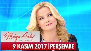 Müge Anlı Ile Tatlı Sert 9 Kasım 2017 - Tek Parça