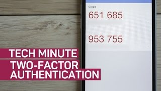 Turn on two-factor authentication to protect your accounts